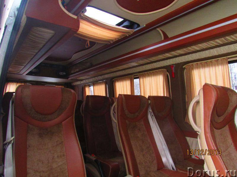 Аренда автобусов, заказ микроавтобуса, пассажирские перевозки - Перевозки - Аренда автобусов Мерседе..., фото 5